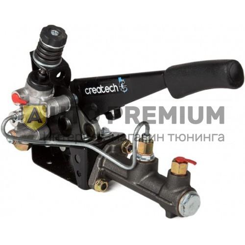 Ручной тормоз гидравлический Createch с регулятором, без ABS